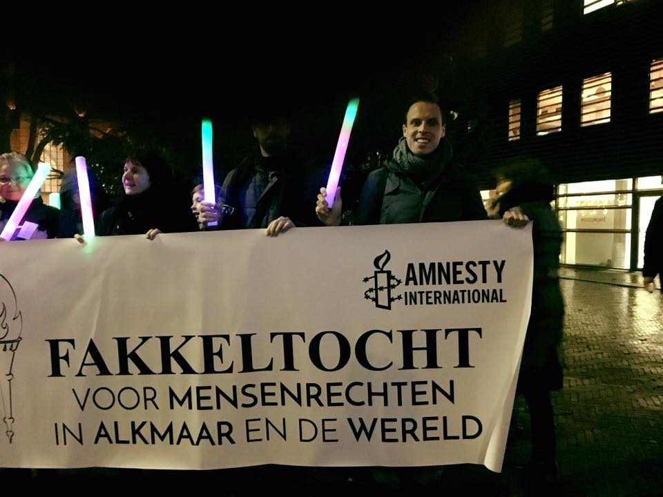 Fakkeltocht Alkmaar 2