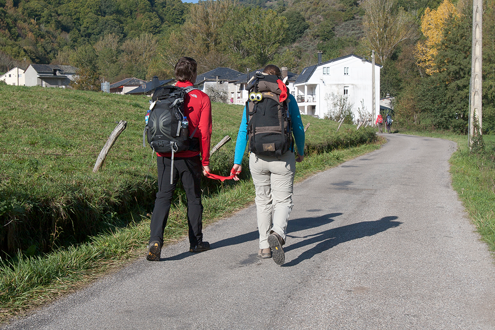 Camino Anders Bekeken 8